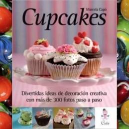 Cupcakes  - Marcela Capó X Unid.  - 1
