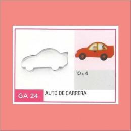 Cortante Metal Auto De Carrera - Ga24 X Unid. - Flogus Flogus - 1