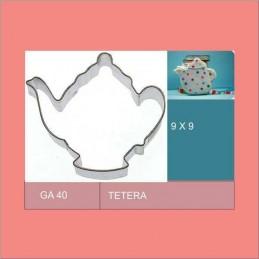 Cortante Metal Tetera - Ga40 X Unid. - Flogus Flogus - 1
