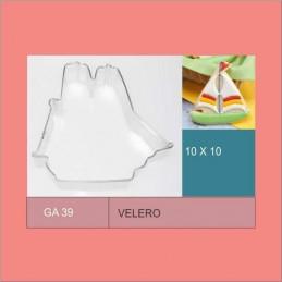 Cortante Metal Velero - Ga39 X Unid. - Flogus Flogus - 1