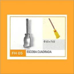 Cortante Metal Escoba Cuadrada - Fh05 X Unid. - Flogus Flogus - 1
