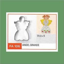 Cortante Metal Angel Grande - Fa106 X Unid. - Flogus Flogus - 1