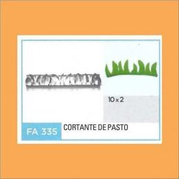 Cortante Metal Pasto - Fa335 X Unid. - Flogus Flogus - 1