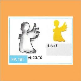 Cortante Metal Angelito - Fa191 X Unid. - Flogus Flogus - 1