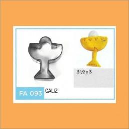 Cortante Metal Caliz - Fa093 X Unid. - Flogus Flogus - 1