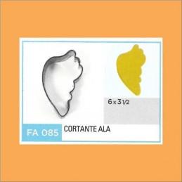 Cortante Metal Ala De Angel - Fa085 X Unid. - Flogus Flogus - 1