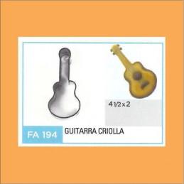 Cortante Metal Guitarra Criolla - Fa194 X Unid. - Flogus Flogus - 1