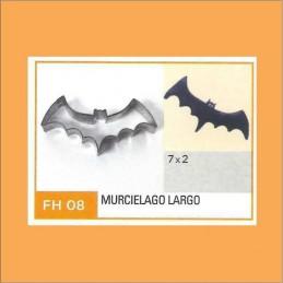 Cortante Metal Murcielago Largo - Fh08 X Unid. - Flogus Flogus - 1