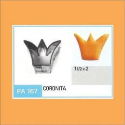Cortante Metal Coronita - Fa167 X Unid. - Flogus Flogus - 1