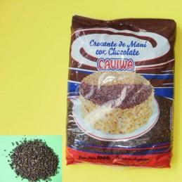 Crocante De Mani Sabor Chocolate X  500 G  - 1