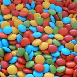 Lentejas De Chocolate -Mini- X  500 G  - 1