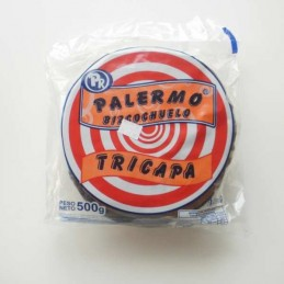Bizcochuelo Tricapa Redondo Mini         19 Cm X  600 G - Palermo Palermo - 1