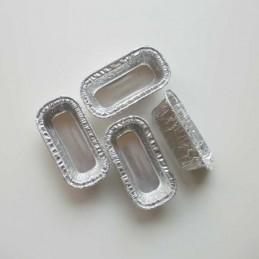 Budinera Descartable De Aluminio Mini    - 100 G. X Unid.  - 1
