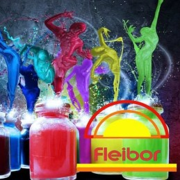 Fulgor Magico En Polvo - Verde X    2 G - Fleibor Fleibor - 1