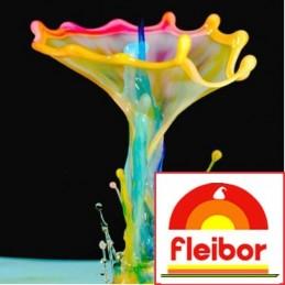Colorante Liquido - Azul X   30 Cc - Fleibor Fleibor - 1