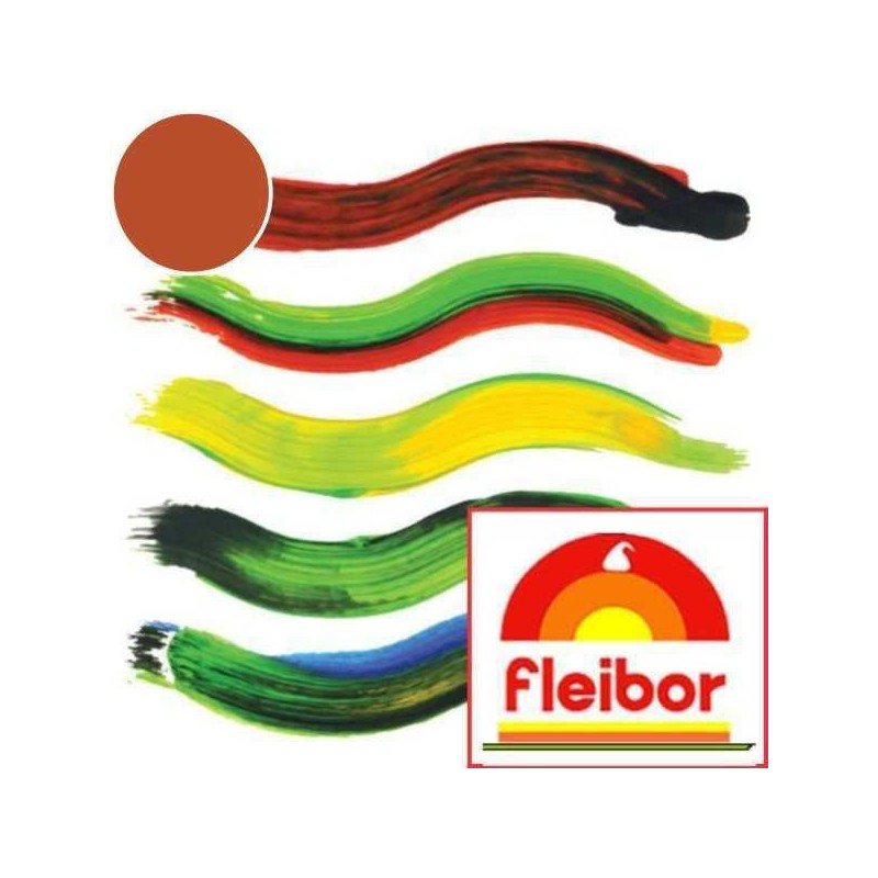 Colorante En Pasta - Marron C -Terracota- X   15 G - Fleibor Fleibor - 1