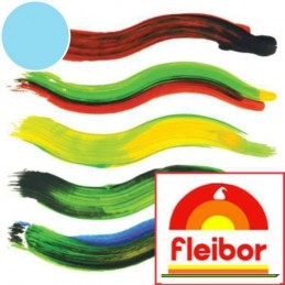 Colorante En Pasta - Celeste B -Celeste Bebe- X   15 G - Fleibor Fleibor - 1