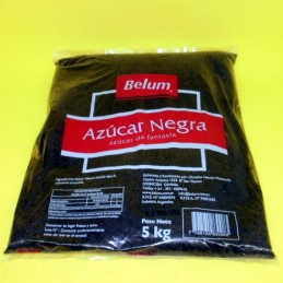 Azucar Negra X   5 Kg  - 1