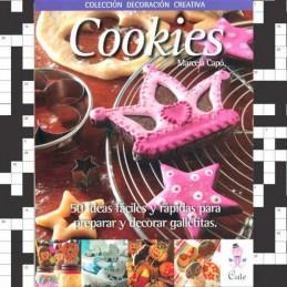 Cookies - Marcela Capó X Unid.  - 1
