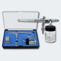 Aerografo Para Reposteria Doble Accion Bd134 X Unid. - Hymair Hymair - 1