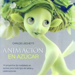 Animacion En Azucar - Carlos Lischetti X Unid.  - 1