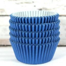 Pirotin Liso  Nº   8 - Azul X   12 Unid.  - 1
