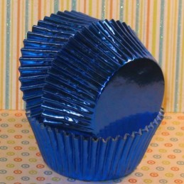 Pirotin Metalizado Nº   8 - Azul X  200 Unid.  - 1