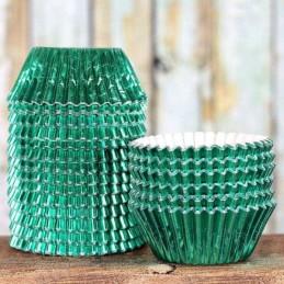 Pirotin Metalizado Nº   8 - Verde X   10 Unid.  - 1