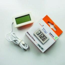 Termometro Digital -50ºc +80ºc Camara Incluye Pila X Unid.  - 1