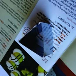 Cortante Acero  4 X 4 X 3 Cm Triangulo X Unid.  - 1