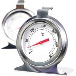 Termometro Acero Para Horno 0º +300ºc X Unid.  - 1