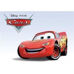 Lamina Cubretorta Cars X Unid.  - 1