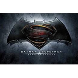 Lamina Cubretorta Superman Vs Batman X Unid.  - 1