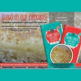 Humectante Para Tortas y Bizcochuelos - Vainilla X  250 G - Pastelar Pastelar - 1