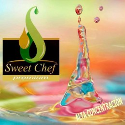 Esencia Natural Premium - Budin X   30 Cc - Sweet Chef Sweet Chef - 1