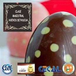 Clase Huevos De Pascua + Chocolate Carat 1 Kg X Unid.  - 1