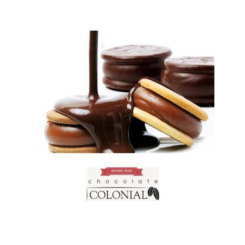 Chocolate Baño Reposteria Con Leche Esp. X   1 Kg - Colonial Colonial - 1