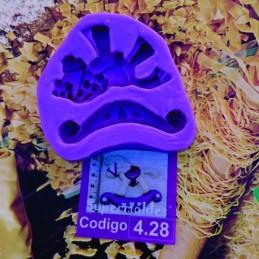 Molde Caballito Mecedor - 428 X Unid.  - 1