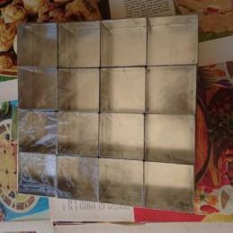 Set De Mini Torta Cuadrado - Cod 887 X Unid. - Cairo Cairo - 1