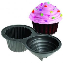 Molde Para Torta Cupcake Gigante X Unid.  - 1