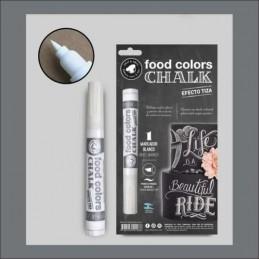 Marcador Comestible Efecto Tiza - Chalk X Unid. - Food Colors Food Colors - 1