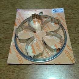 Cortante Metal Peonia Mediana - Cod 790 X    5 Unid. - Cairo Cairo - 1
