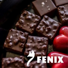 Chocolate Baño Moldeo Negro - 501 X   1 Kg - Fenix Fenix - 1
