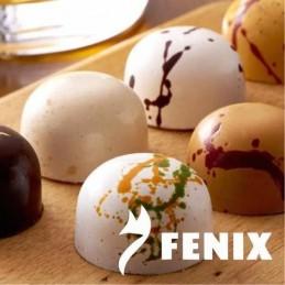 Chocolate Baño Moldeo Blanco - 508 X   1 Kg - Fenix Fenix - 1