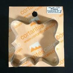 Cortante Metal Cartel Nº 2 - Cod 1134 X Unid. - Cairo Cairo - 1