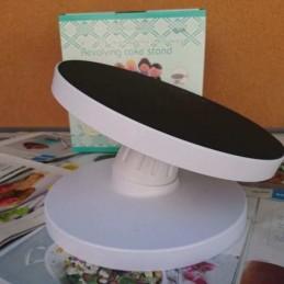 Soporte Para Torta Giratorio 30 Cm Inclinable X Unid.  - 1
