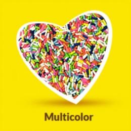 Grana De Color - Multicolor X  250 G  - 1