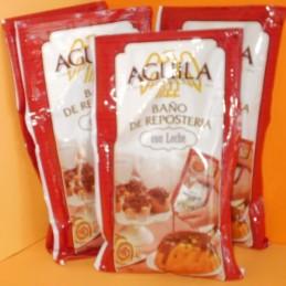 Chocolate Baño Reposteria Con Leche X  150 G - Aguila Aguila - 1