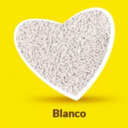 Grana De Color - Blanco X   1 Kg  - 1