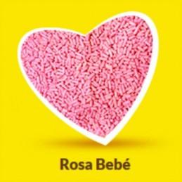 Grana De Color - Rosa Bebe X   1 Kg  - 1